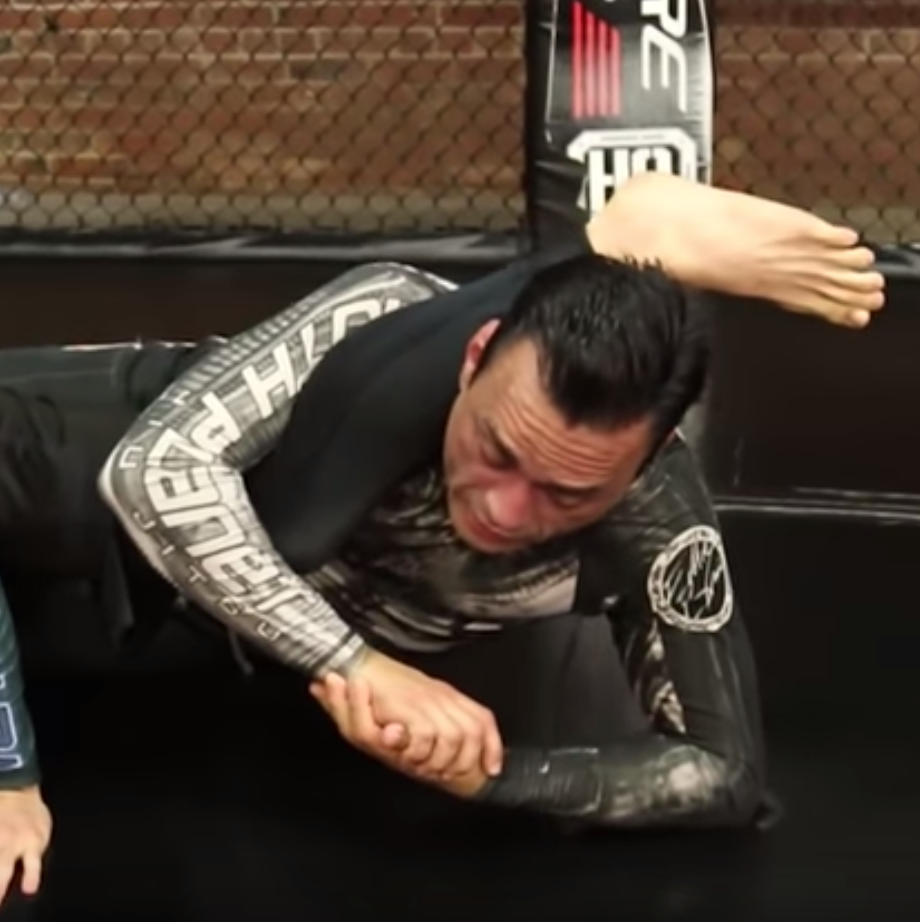 Electric Chair Sweep (Eddie Bravo) – The Grappling Guide