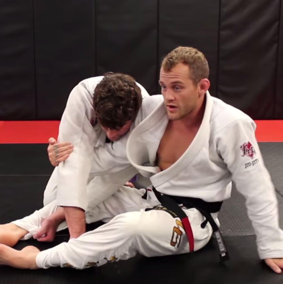 Torreando Counter Arm Drag & Rollover Pass (Jeff Glover)