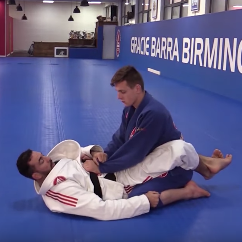 Flower Sweep To Triangle (Braulio Estima)