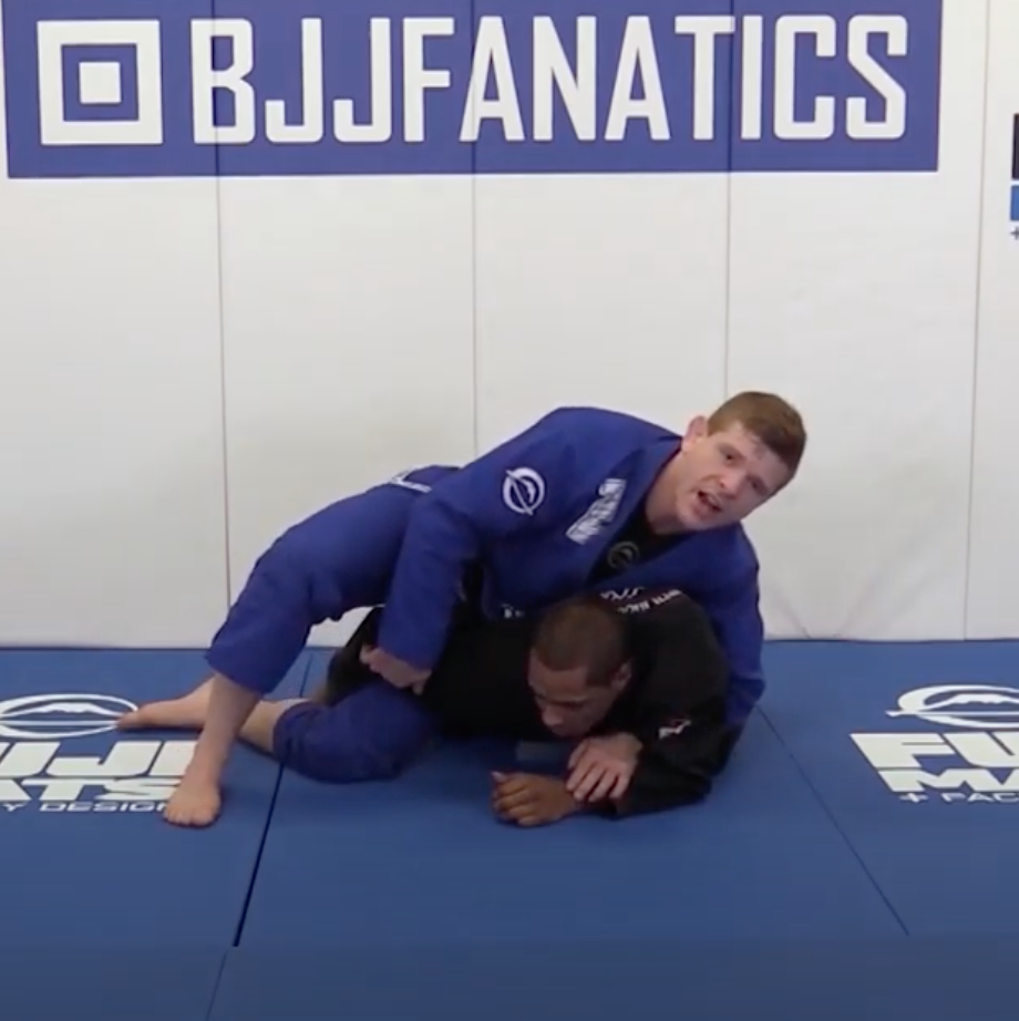 Short Arm Drag To Crucifix Armlock (John Gutta)